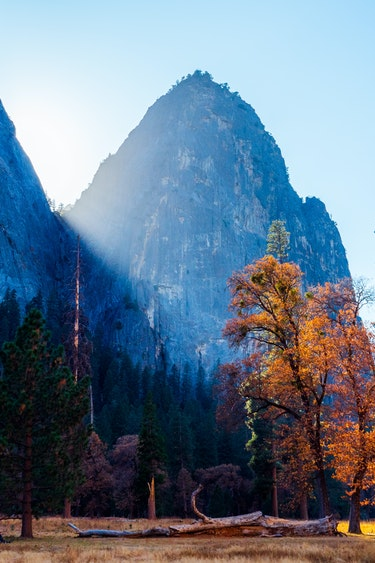 US activiteit Active Yosemite3 P1077429 Yosemite Scenery