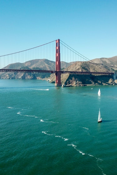 US Activiteit EASY GOING SAILING SFO DJI 0055 SF Sailing