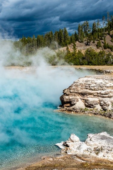US Nationale Parken DSC6034 Yellowstone