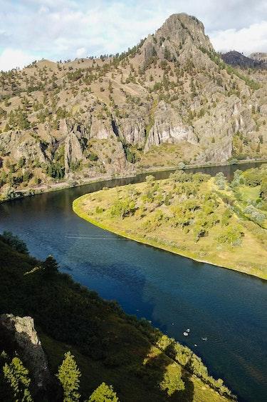 Landschaft in Montana