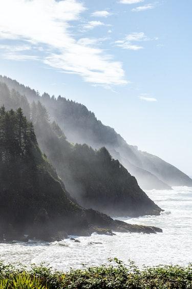 Küste von South Oregon