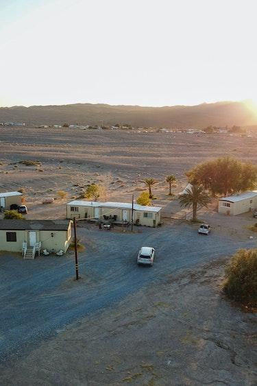 US Accommodation Comfortable Partner DJI 0008 Tecopa Cynthias