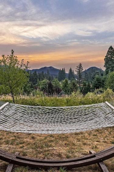 US Accommodation Luxury Carson Ridge Cabins 2