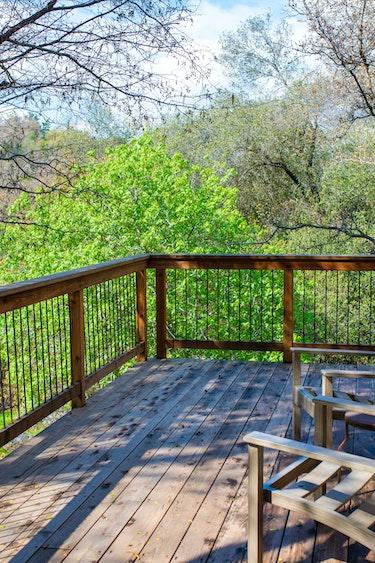 US Accommodation Very Comfortable DSC7110 Robert2020 Sequoia Salt Creek Cottage
