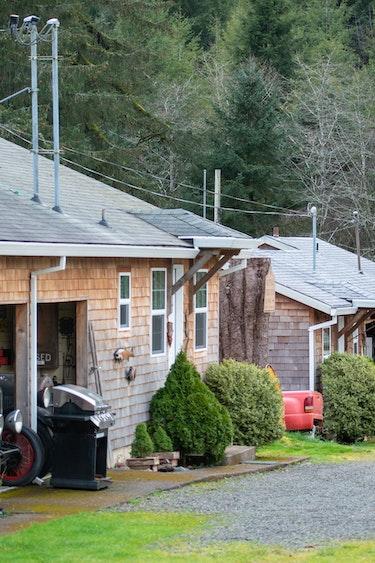 US accommodation Comfortable DSC8228 Robert2020 Oregon Coast Beckers Cabins