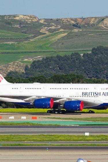Usa flights british airways view