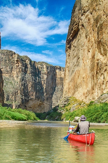 USA Big Bend Nationalpark