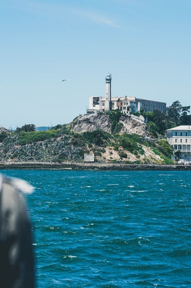 USA Kalifornien San Francisco Alcatraz