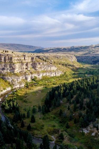USA Montana Great Falls