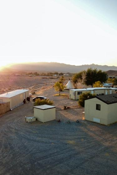 Stay - Mojave desert