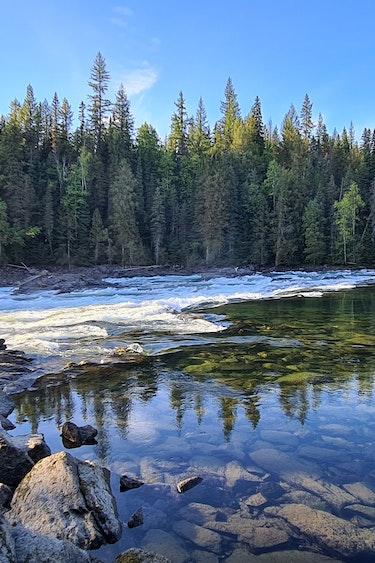 Kanada Wells Gray Provincial Nationalpark
