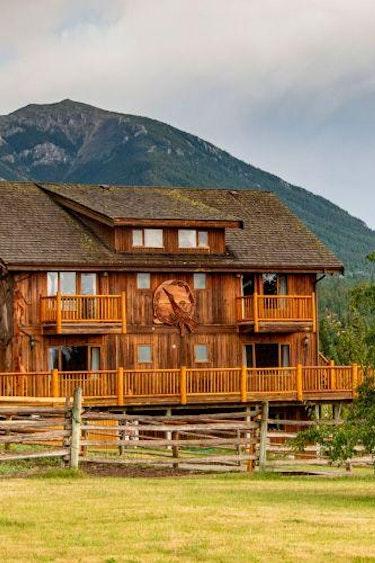 5556 Echo Valley Ranch 1617805267 Echo Valley lookout lodge