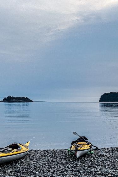 ca_gabriola island kayak