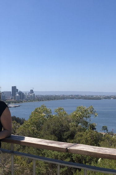 Inge-Margriet in Perth