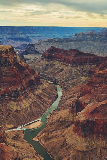 USA Arizona Grand Canyon Nationalpark Colorado River