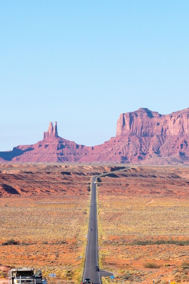 Homepage usa monument valley