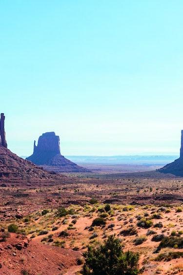 La places monument valley
