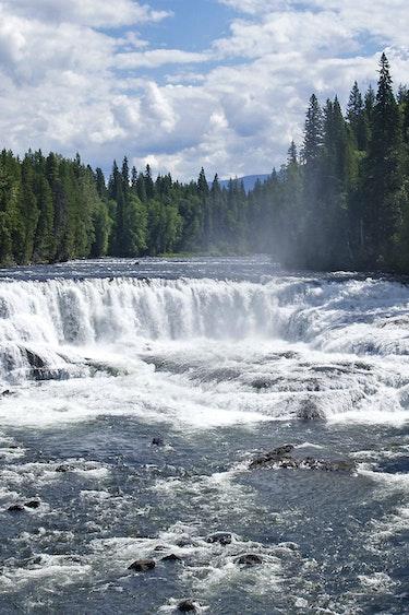 Wells gray provincial park places canada