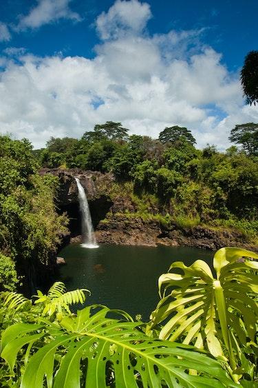 Usa hawaii island rainbow falls credit hawaii tourism authority tor johnson