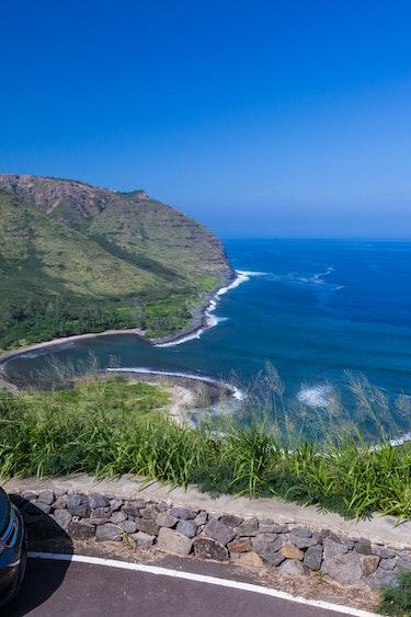 Usa hawaii molokai halawa valley lookout credit hawaii tourism authority tor johnson