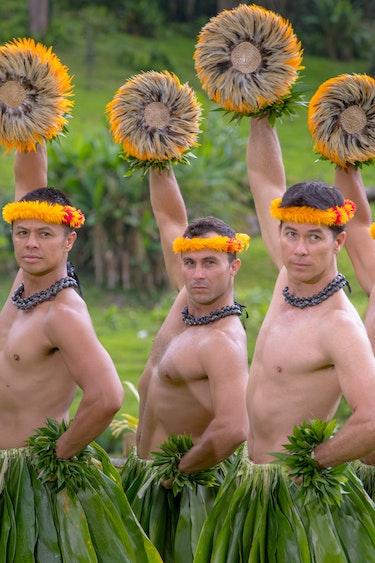 Usa hawaii oahu halau men hula credit hawaii tourism authority nicholas tomasello