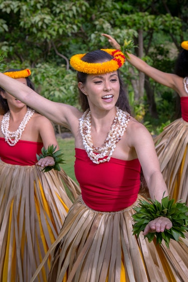 Usa hawaii oahu halau performing hula credit hawaii tourism authority nicholas tomasello