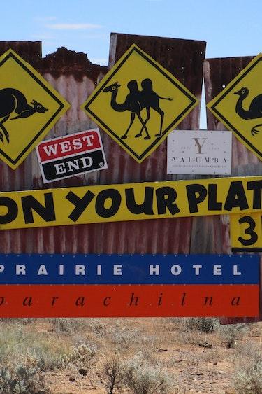 Reiservaring Australië Edith Henk West End Prairie Hotel