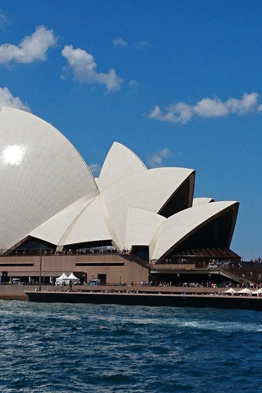 Reiservaring Australië Edith en Henk The Opera House Sydney