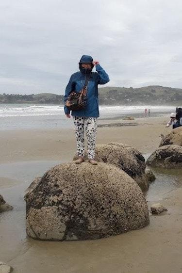 Reiservaring Nieuw Zeeland Travel Essence Rene Winnie Moeraki