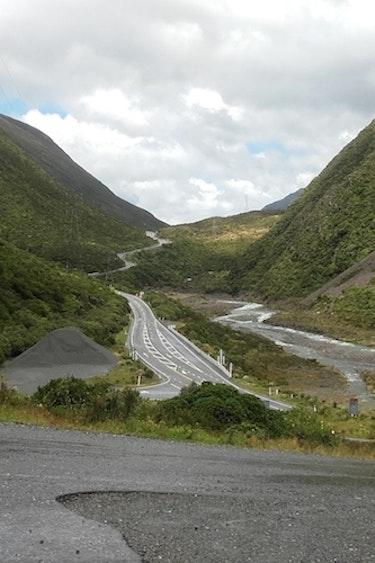 Reiservaring Nieuw Zeeland met Travel Essence van Jacob en Roos landschap
