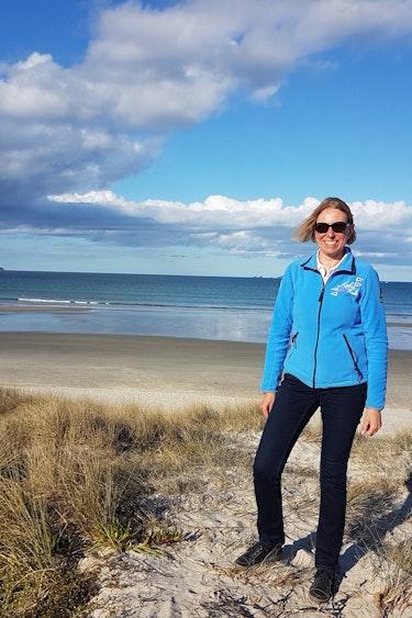Angela nz ureti beach