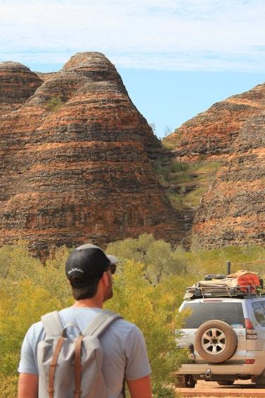 Michiel australie bungle bungles hike