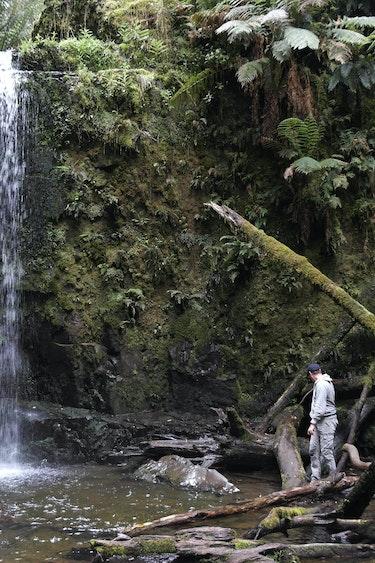 Mischa waterfall