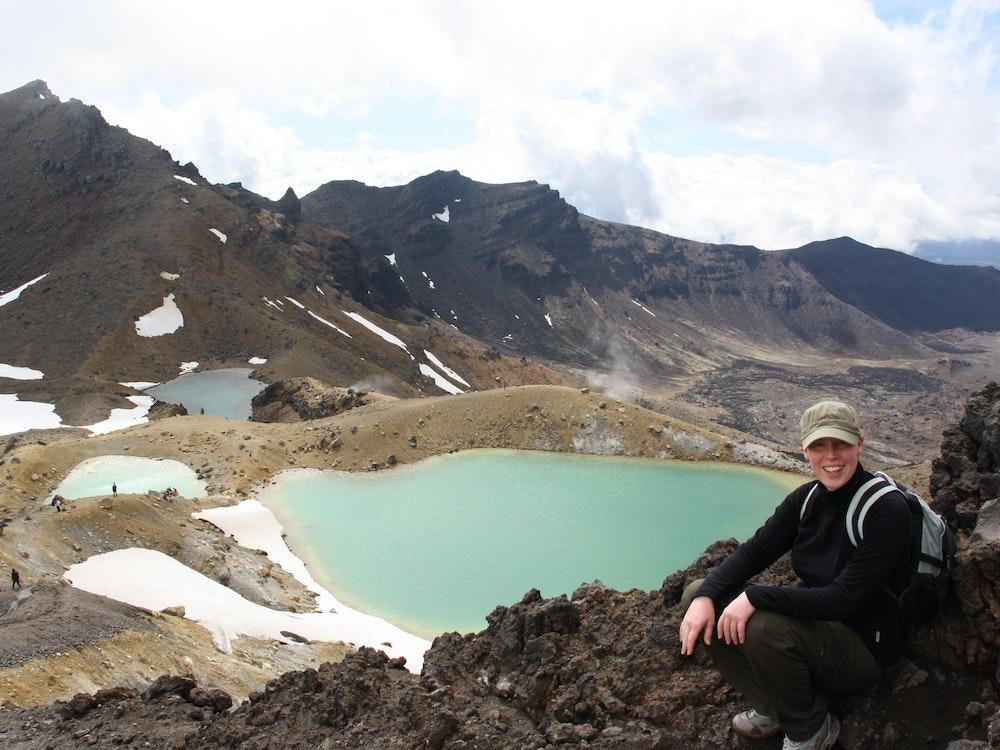 Unvergesslich: das Tongariro Alpine Crossing