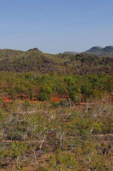 Ulrike au outback