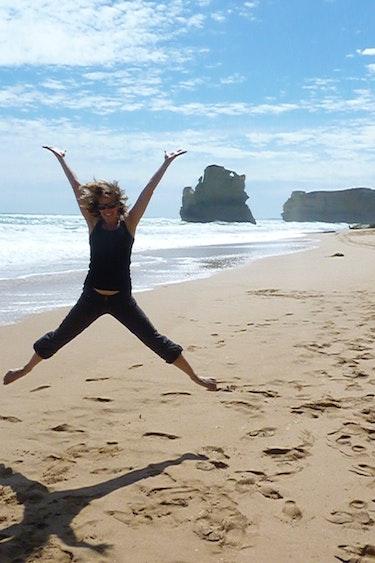 Veronika au great ocean road