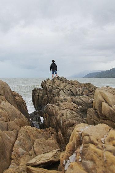 Australie abel rocks beach