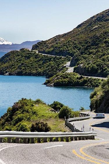 Rijden in Nieuw Zeeland new