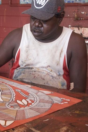 aus aboriginal art