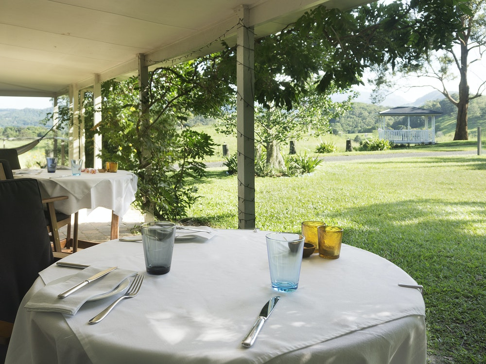 Breakfast with a view | Australia holiday