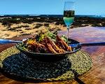 Dinner with stunning views   Australia holiday