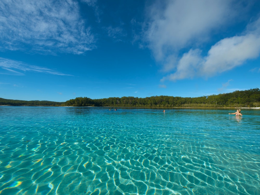 Clear waters | Australia holiday