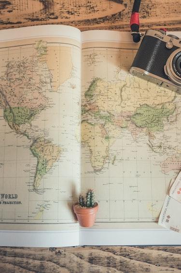 map book camera