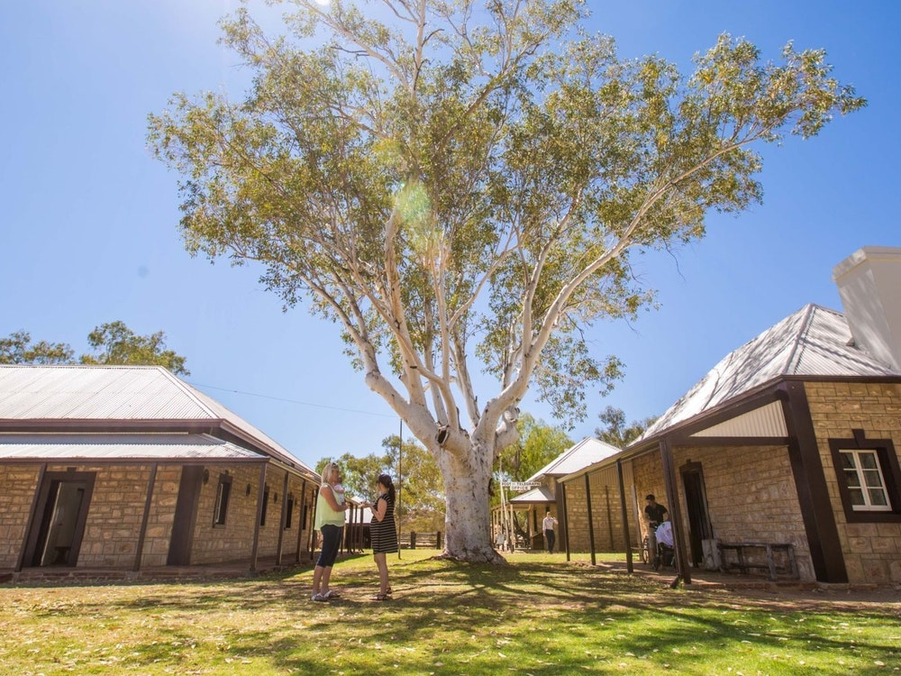 Historical reserve museum | Australia holiday