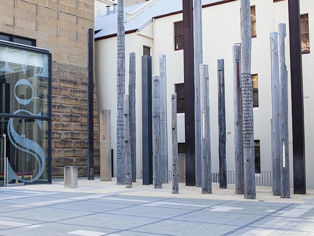 Museum of Sydney   Australia holiday