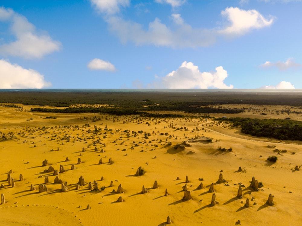 The pinnacles Nambung National Park | Australia holiday