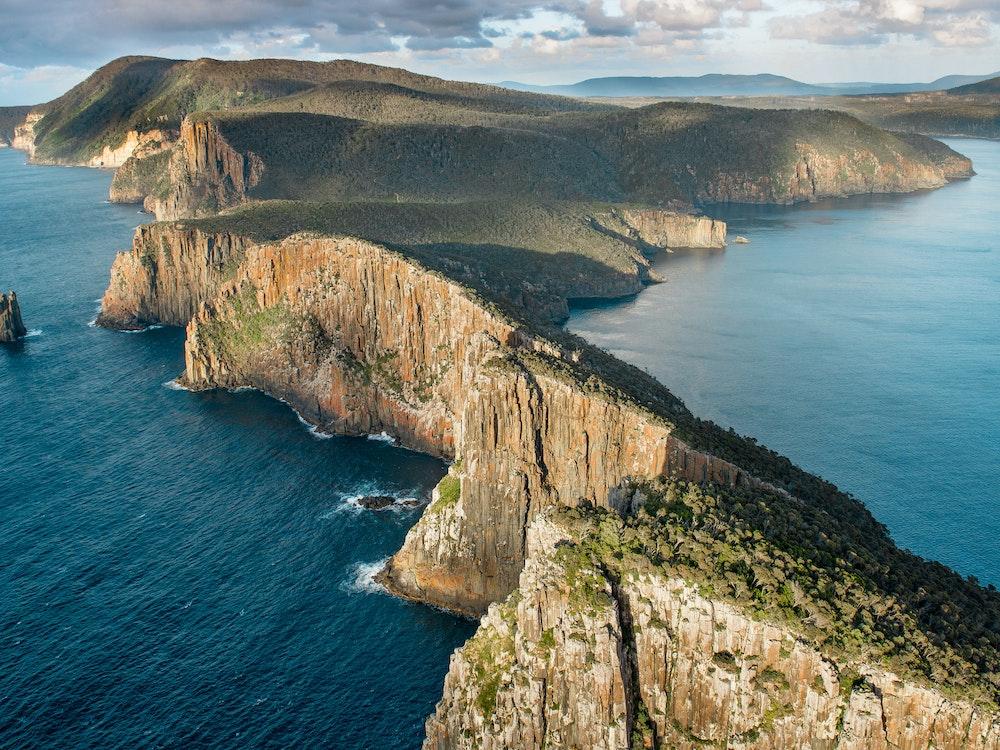 Cliffs Tasmania | Australia holiday