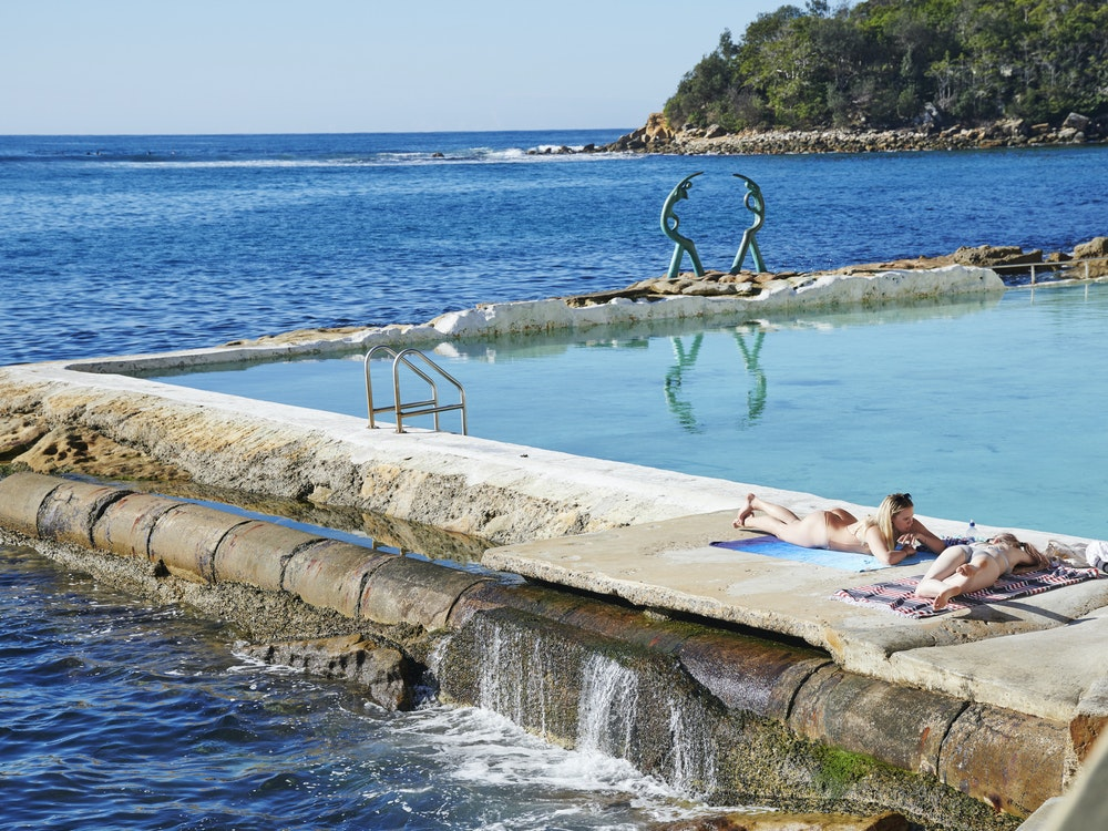 Relax on holiday | Australia holiday
