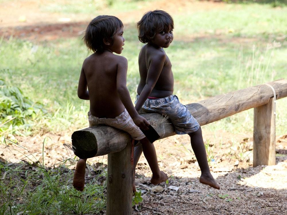 Aboriginal kids | Australia cultural holiday