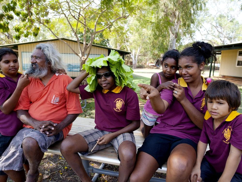 Aboriginal school | Australia cultural holiday